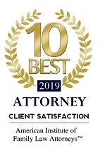 10 Best 2019 Attorney Client Satisfaction - American Institute of Family Law Attorneys